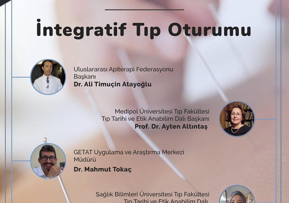 Geleceğin Bilimi Forumu 2019 – İntegratif Tıp Oturumu, 3 Kasım 2019, Medipol Üniversitesi Kavacık Kampüsü, İstanbul