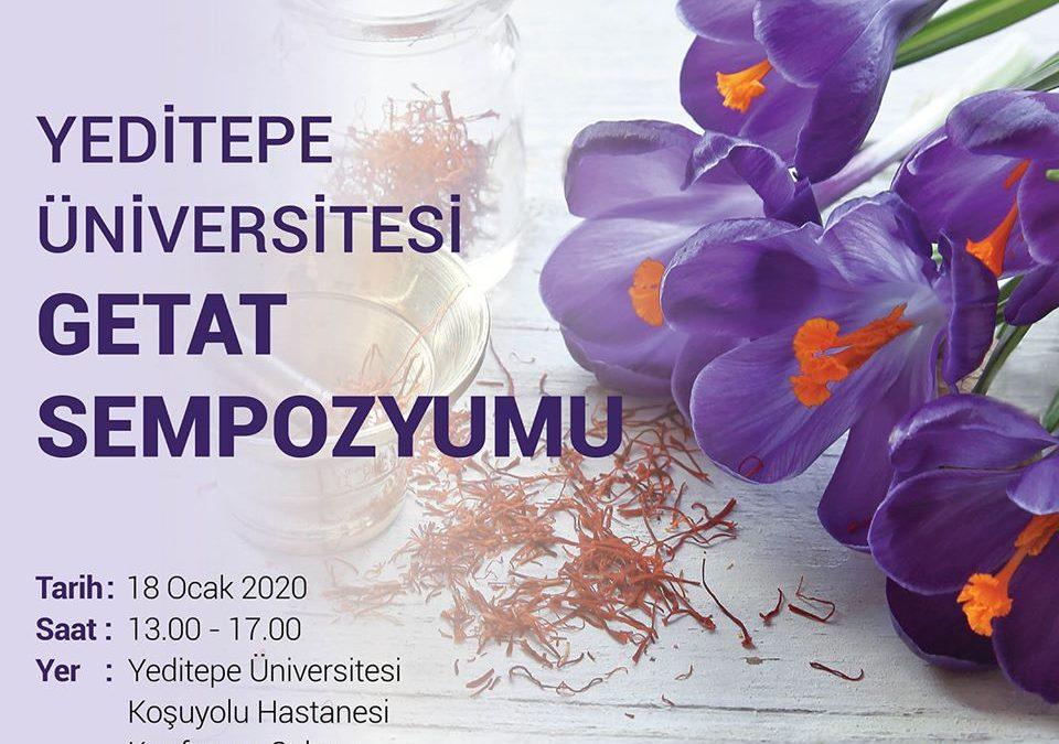 GETAT SEMPOZYUMU 2020 – Yeditepe GETAT Sempozyumu, 18 Ocak 2020, İstanbul, Türkiye