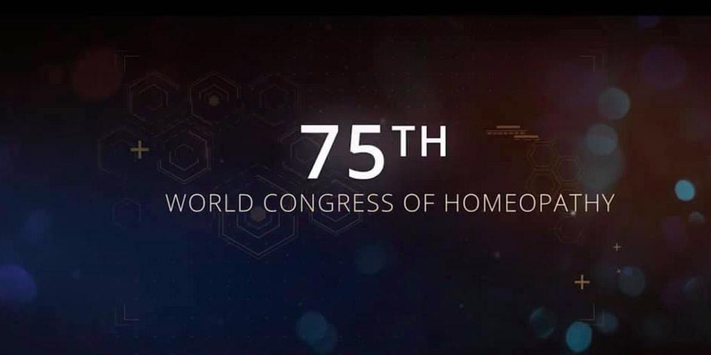 Duyuru – Homeopati 2020 – 75. Dünya Homeopati Kongresi, 24-27 Haziran 2020, İzmir, Türkiye